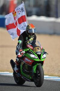 Rea wrapped it up in Jerez. Photo: KRT