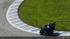 Sykes Jerez Test