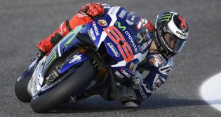 Lorenzo day one