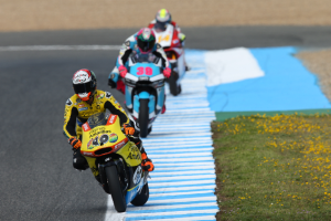 Moto2 general Jerez Team Rins