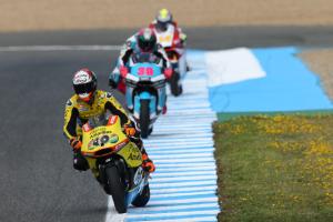 Moto2 general Jerez Team Rins