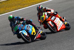 Moto2 Jerez 2016 Morbidelli Baldassarri