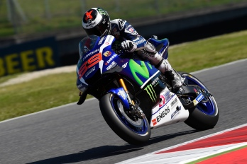 Lorenzo race