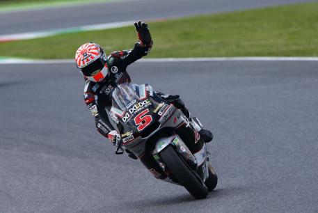 Zarco Win Ajo Mugello Moto2 2016