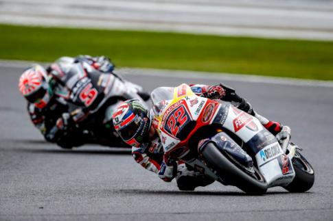 Lowes Zarco Gresini Moto2 2016 Silverstone